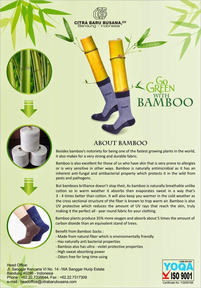 kaus kaki bambu 4
