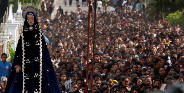 Semana Santa Larantuka Batal, Aktivis: Kebijakan Menyelamatkan