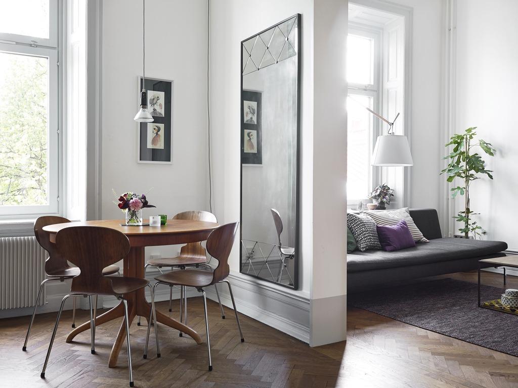 7 Cara Cermin Dapat Membuat Setiap Ruangan Rumah Anda Nampak Lebih Luas