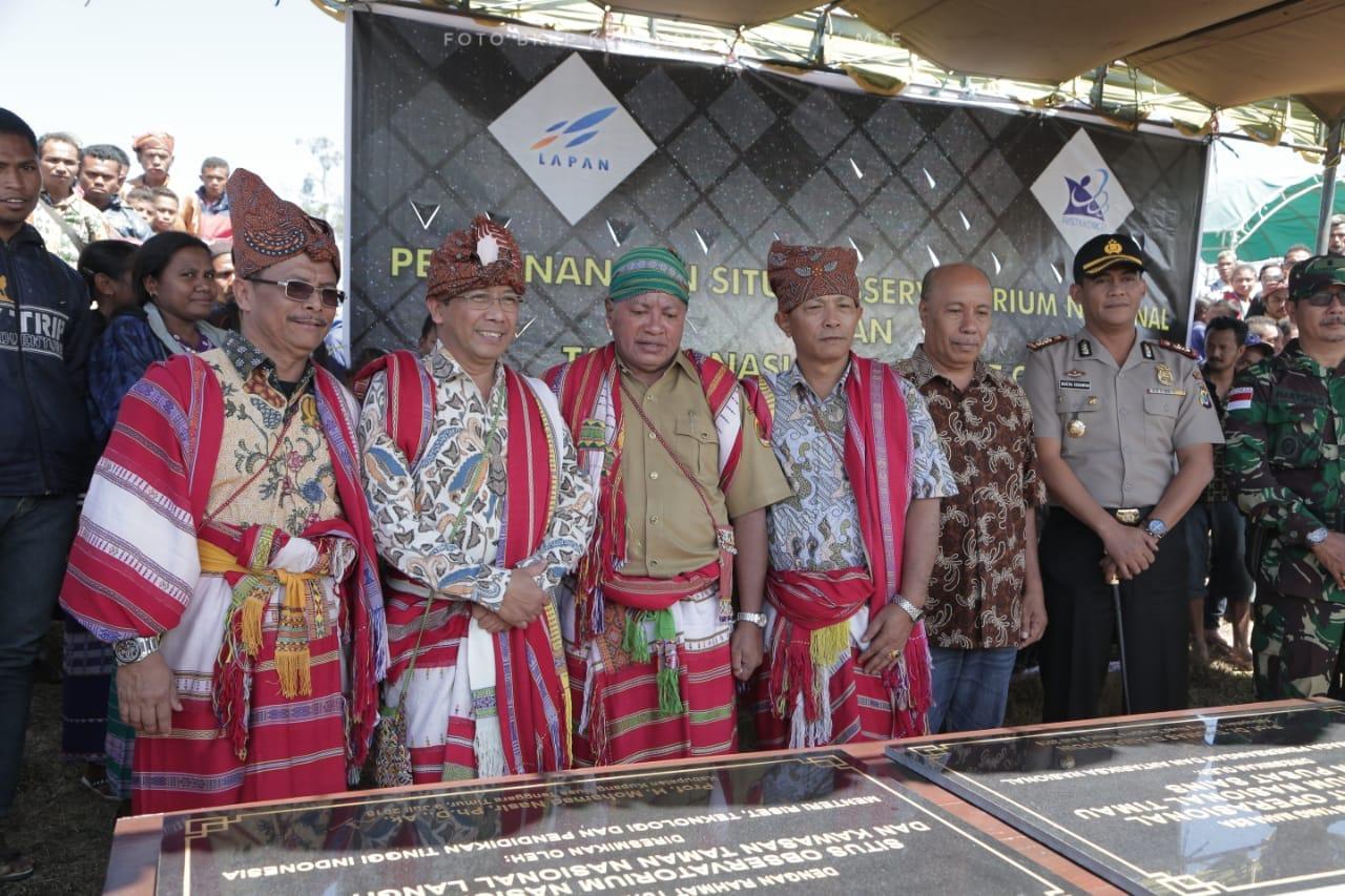 Observatorium terbesar Asia Tenggara di Amfoang Kupang