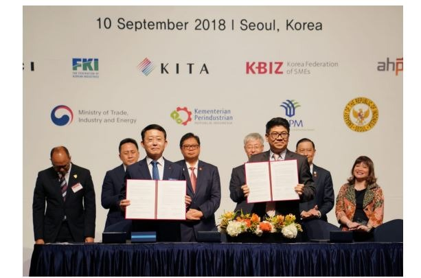 kerjasama indonesia dan korea selatan