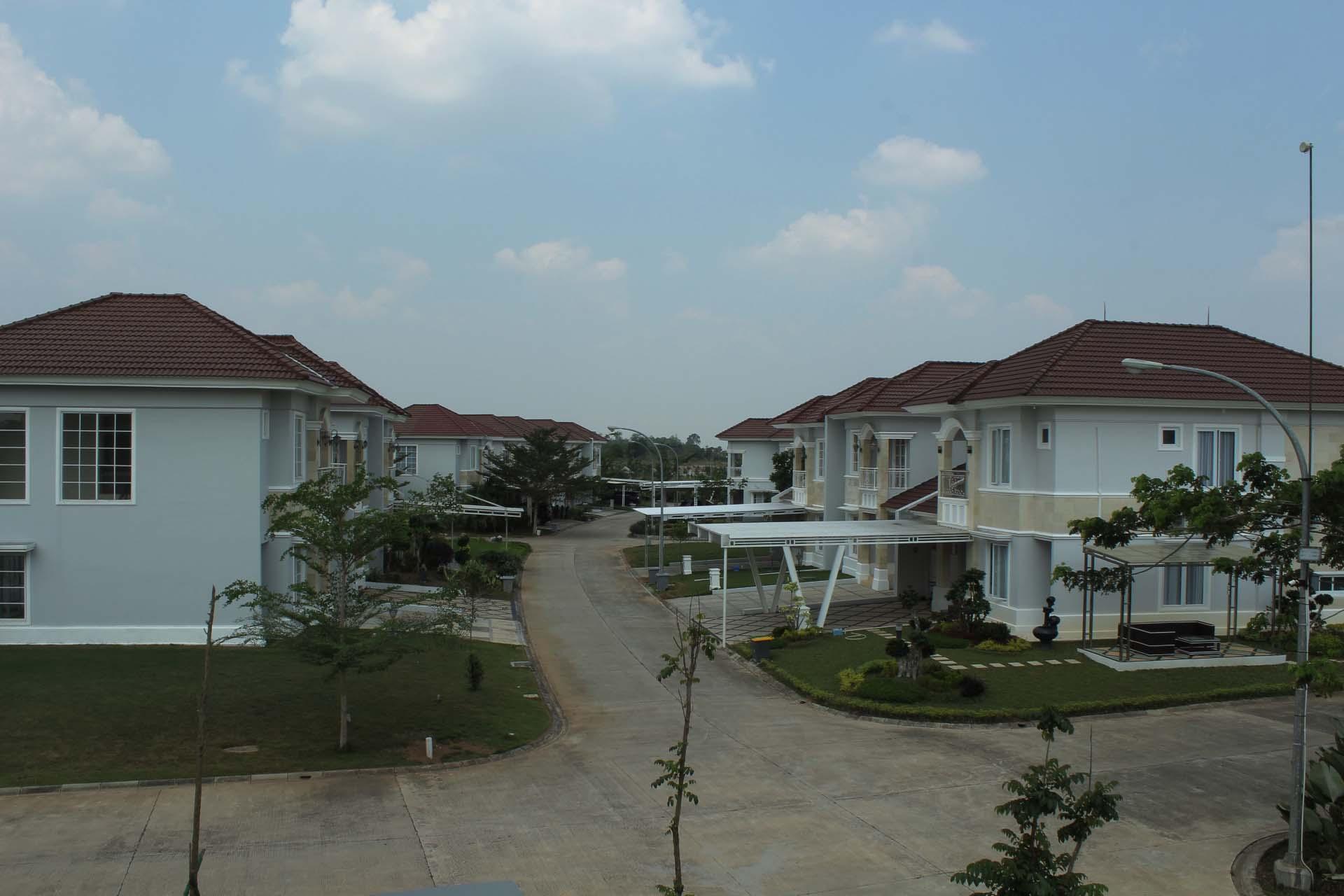Kota terpadu pertama dengan kawasan terluas di Palembang adalah CitraGrand City (CGC) Palembang yang dikembangkan oleh Ciputra Group