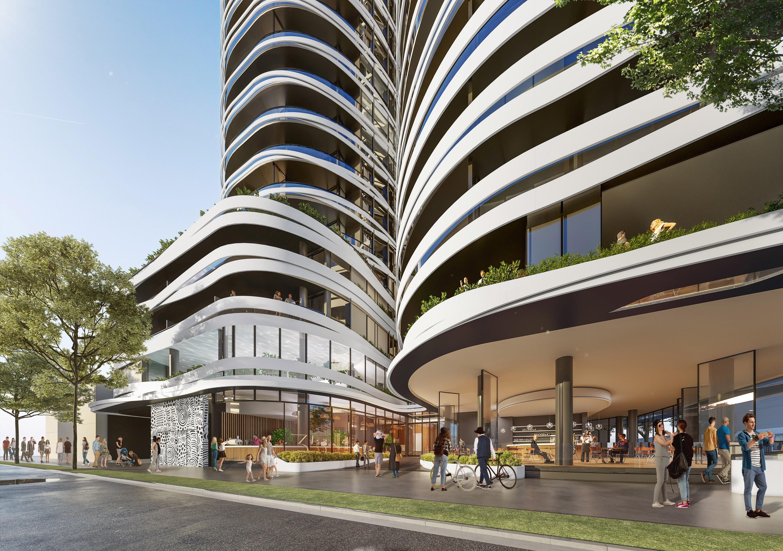 Proyek pertama Crown Group di Melbourne
