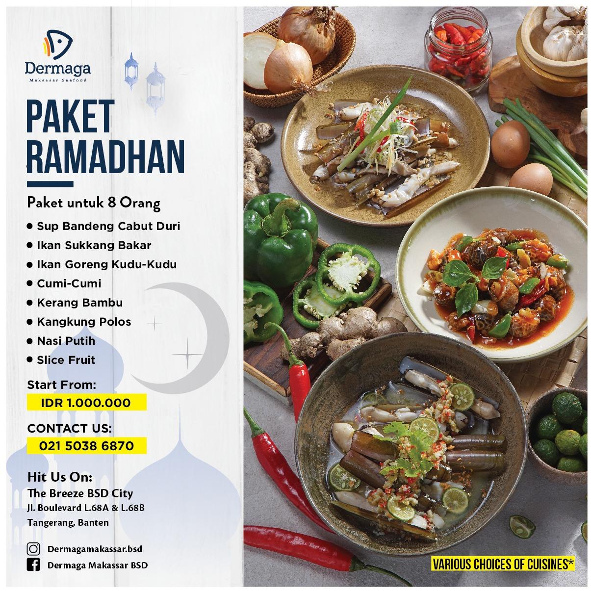 Paket Ramadhan 2019