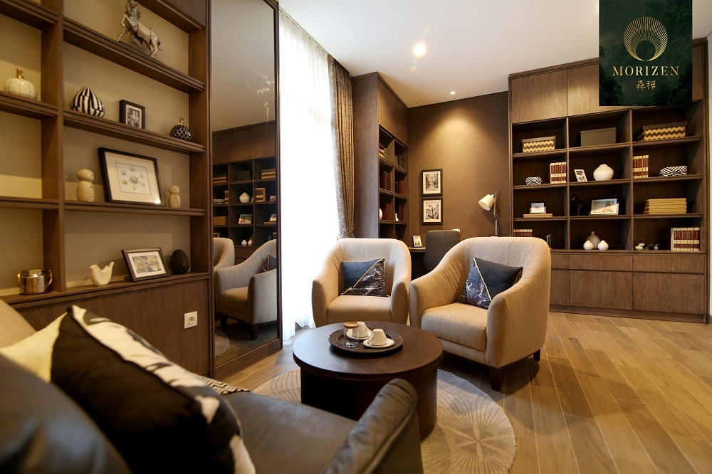 Hunian Premium Khas Jepang Hadir di Summarecon Bekasi