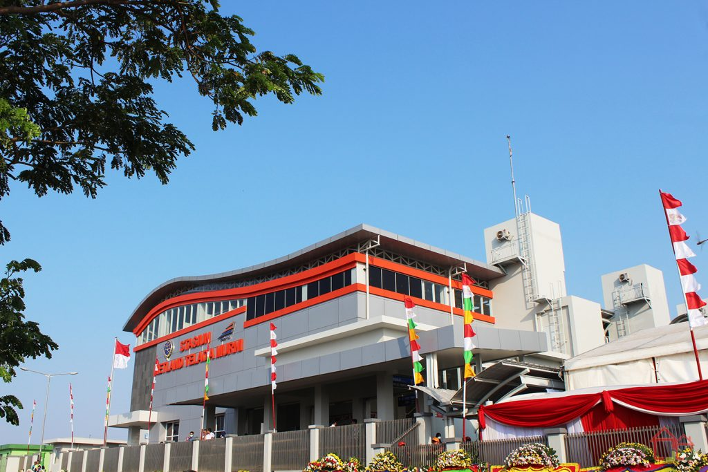 Stasiun Metland Telaga Murni