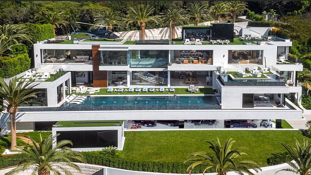 Billionaire estate