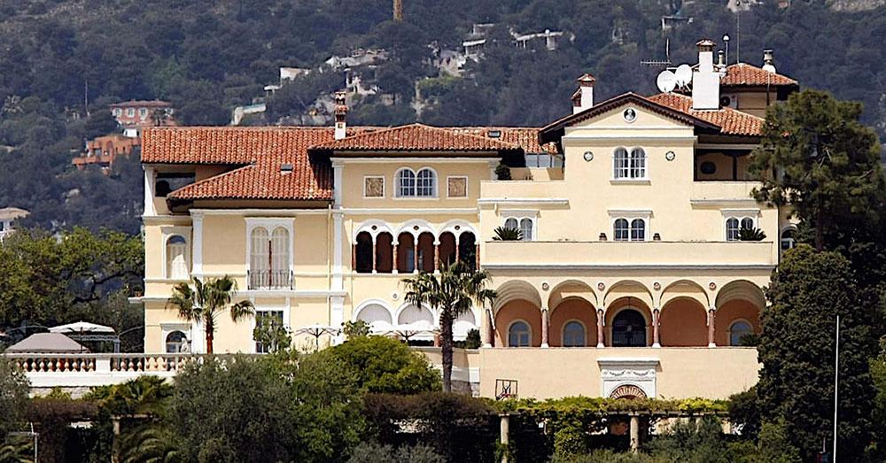 Villa les Cedres, France