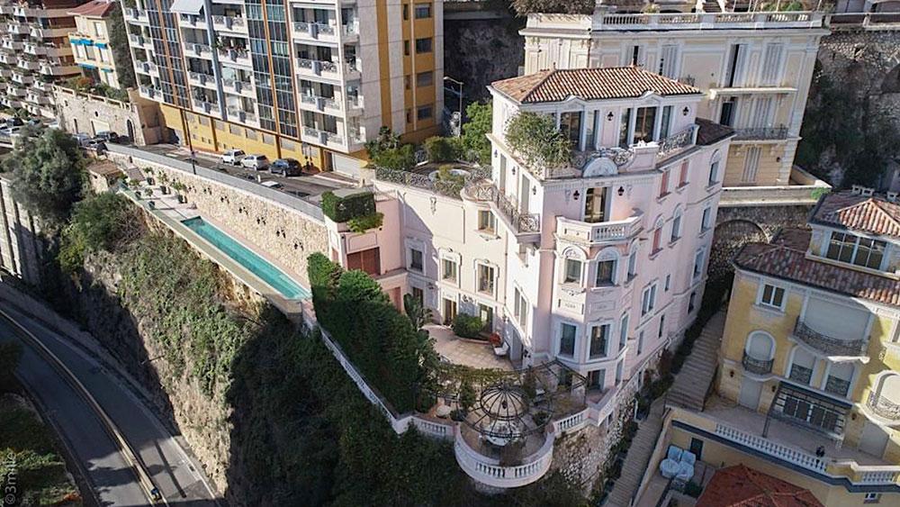 Villa l'Echauguette in Monaco