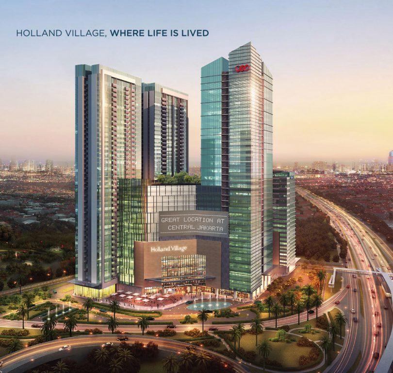 Holland Village Jakarta di Cempaka Putih
