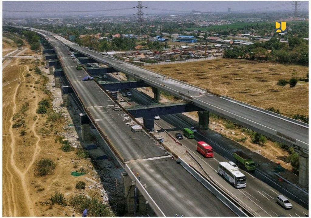 Jalan Tol Layang Japek II terbagi dalam 9 Zona Konstruksi