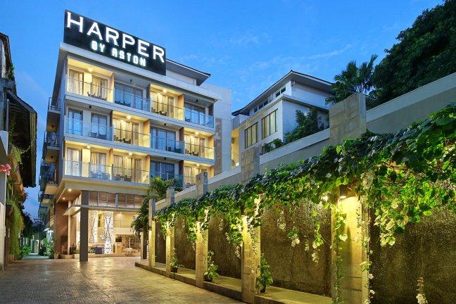 Harper Hotel Mandalika di Lombok