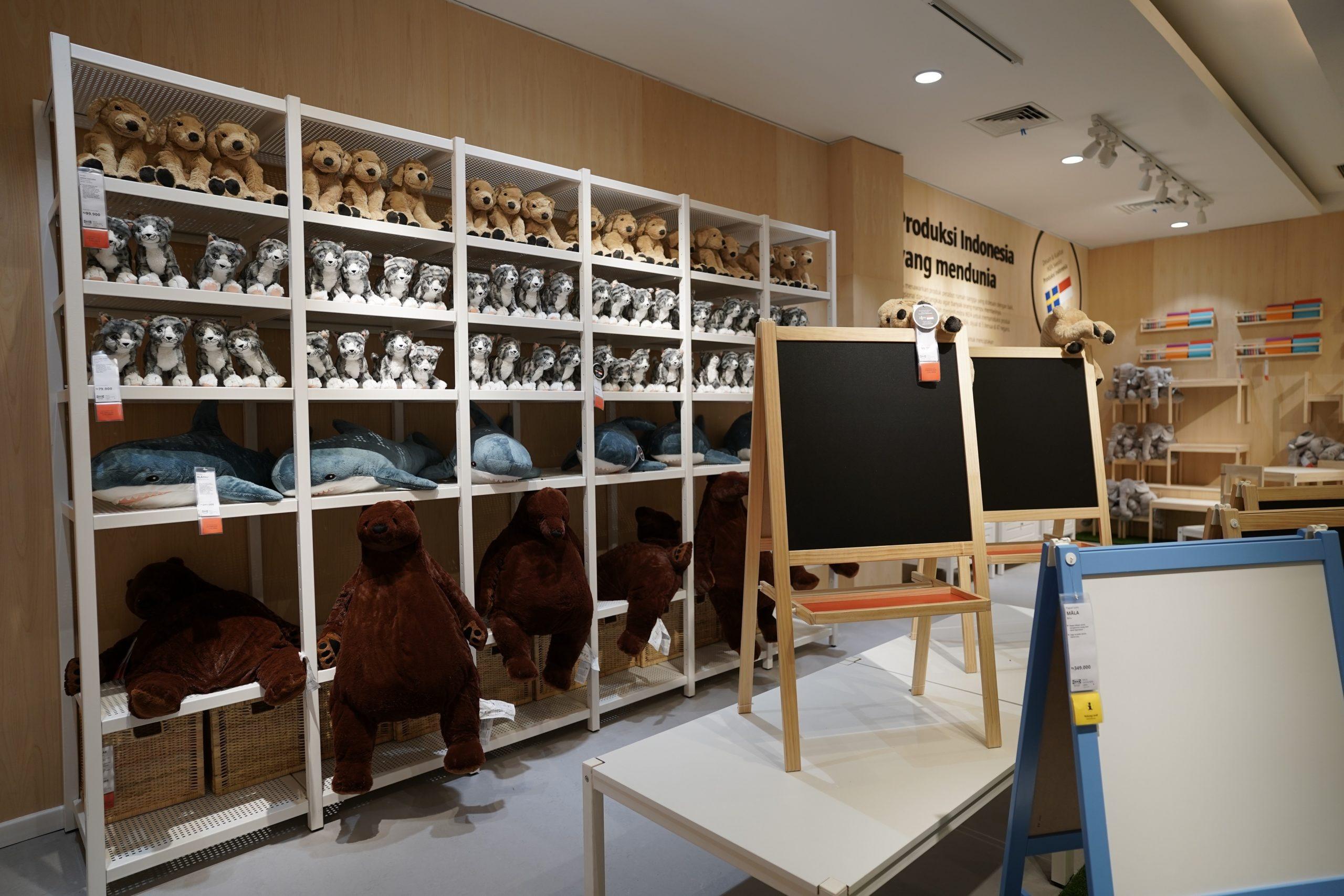 ikea sentul city opening made in indonesia
