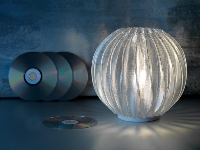 Lampu meja Philips LED