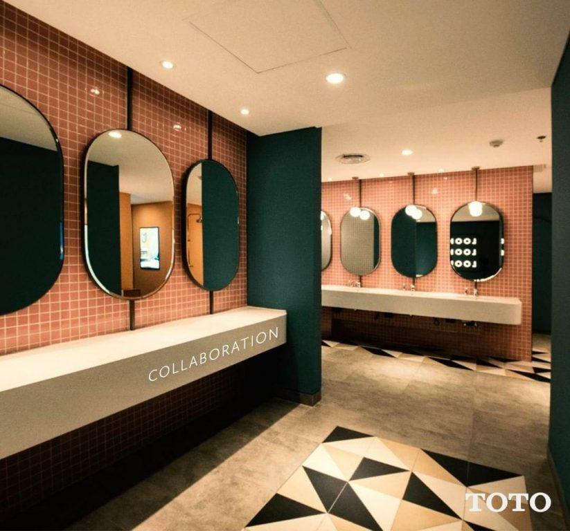 Toilet Instagrammable di CGV Grand Indonesia