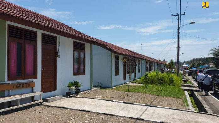 bedah rumah di kota pariaman sumatera barat dan pengembang bangkit