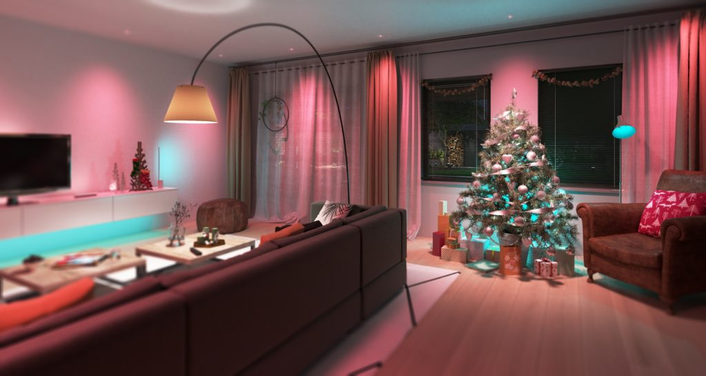 Philips Hue_Living Room