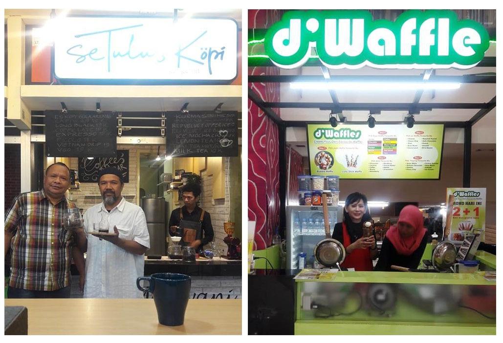 Bisnis Makanan dan Minuman Ringan Makin Semarak di TM ...