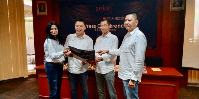 perumahan Seion Residence @Serang