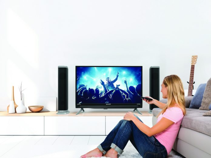 TV AQUOS IIOTO Series 32 Inch