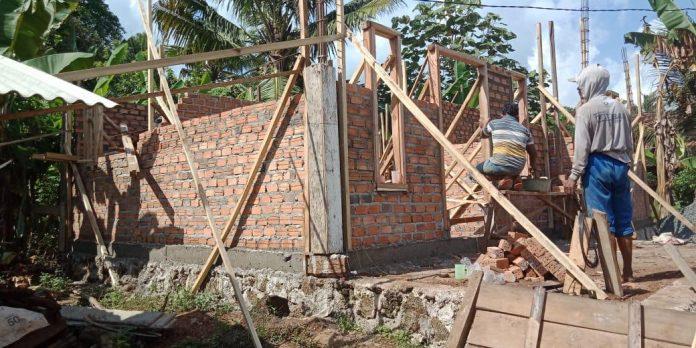 Program Bedah Rumah di Lampung Capai 30 Persen dan program sejuta rumah