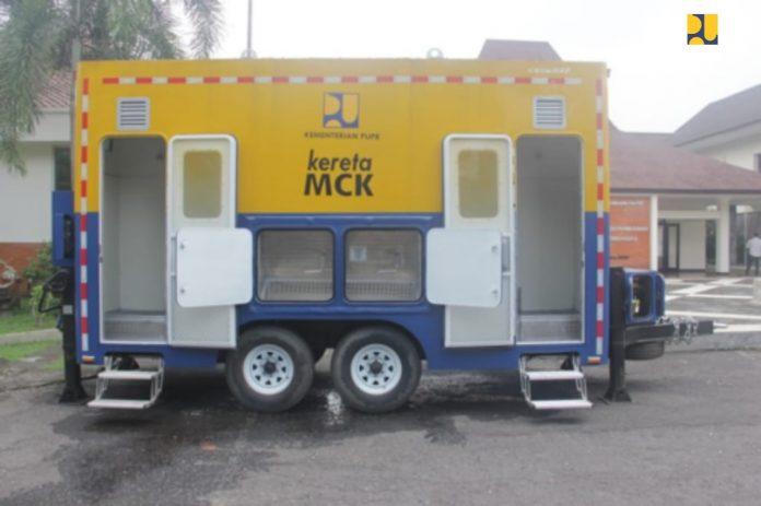 Kementerian PUPR Kembangkan Kereta MCK
