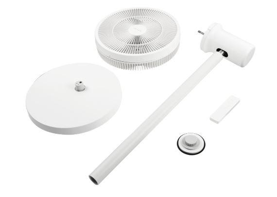 wireless standing fan dari iuiga
