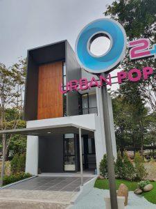 Rumah Contoh O2+ Urban Pop