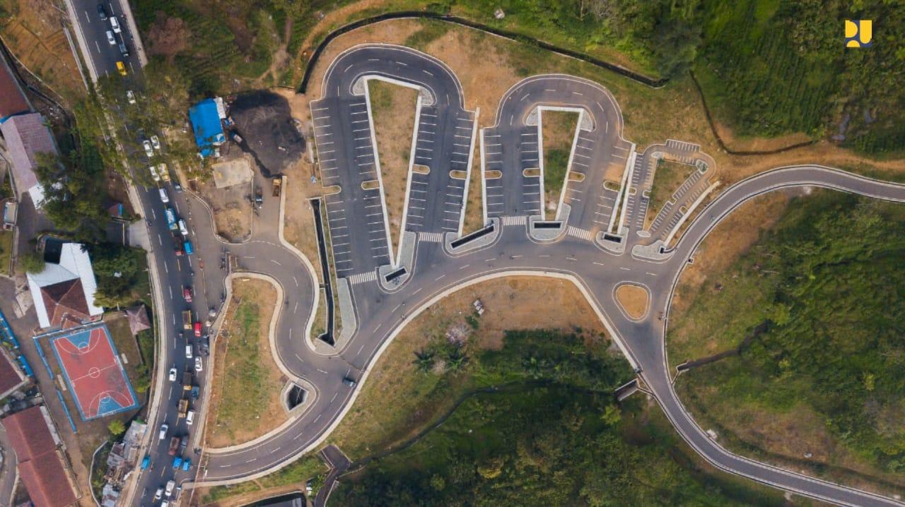 Rest Area Terbaru di Puncak Bogor