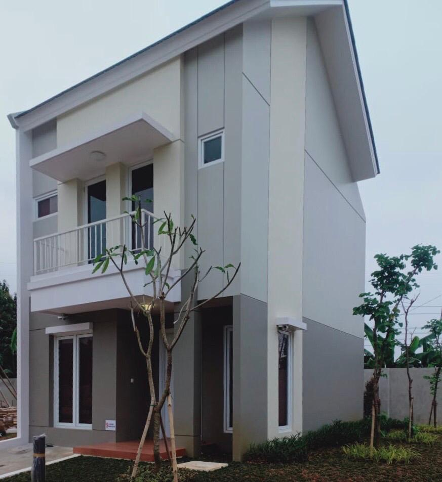rumah contoh synthesis homes