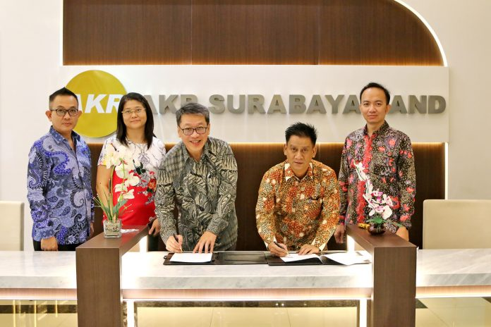 Grand Estate Marina City oleh AKR Land Surabaya