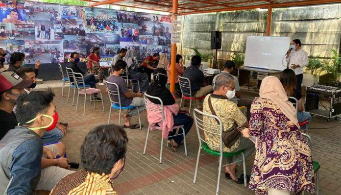 Program Pasar Rakyat School Sinar Mas Land