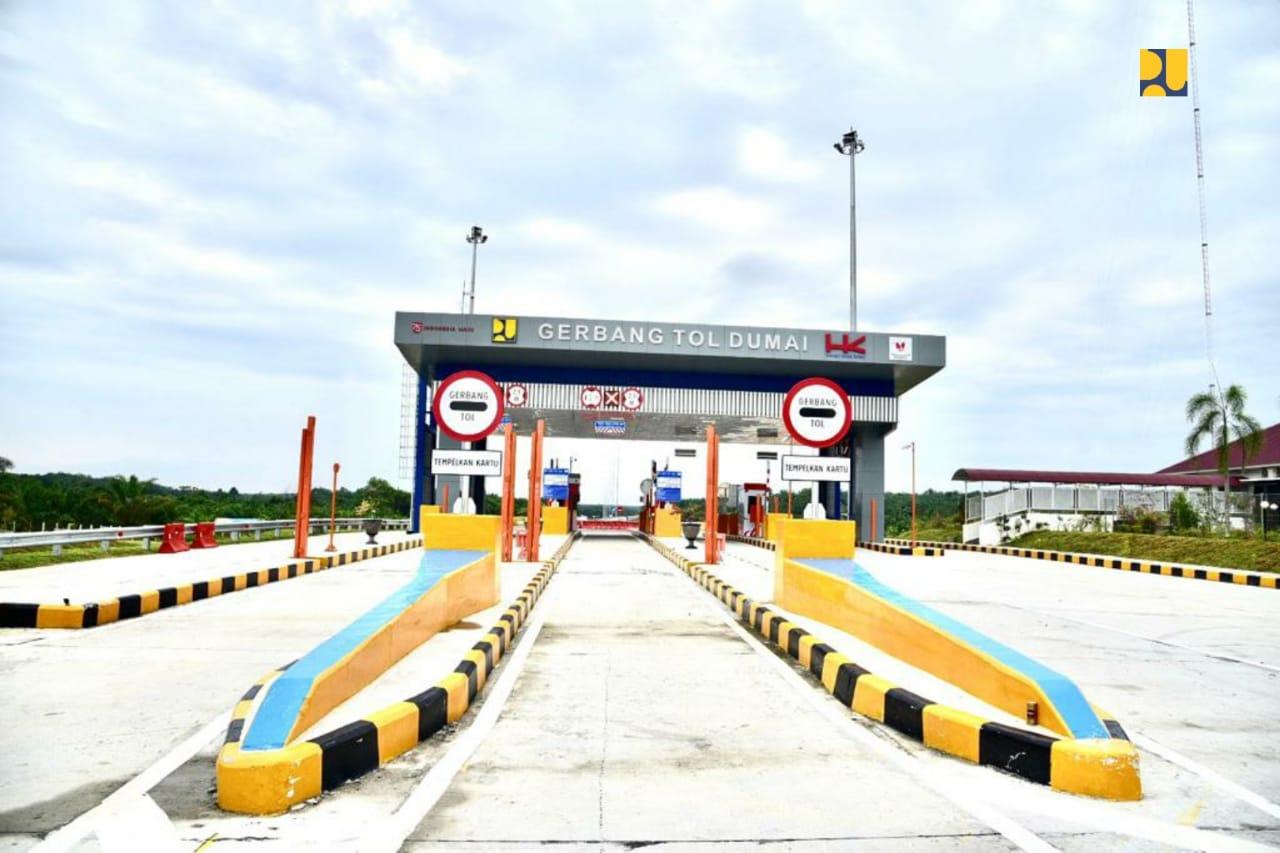 Gerbang Tol Dumai