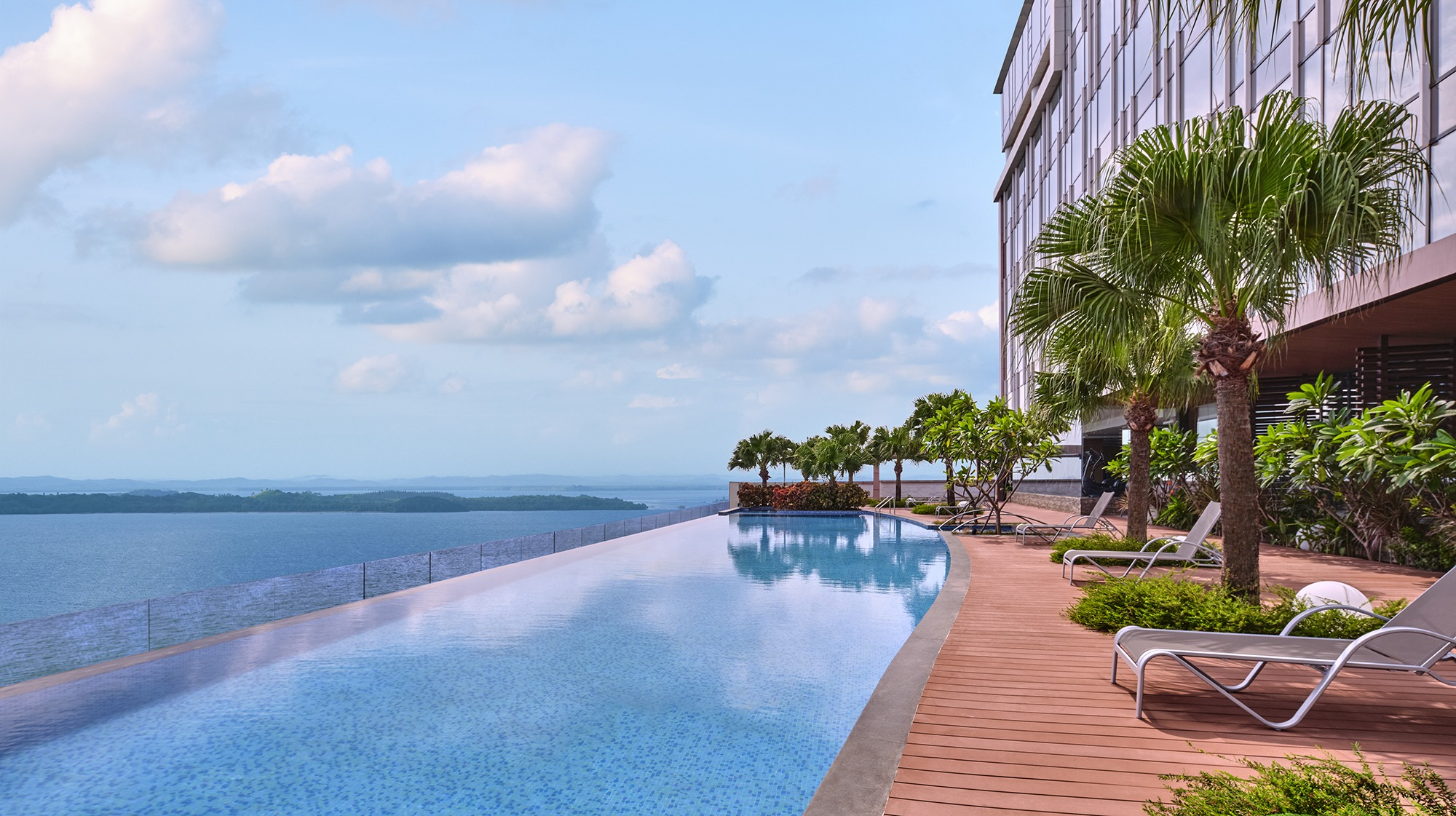 Batam Marriott Hotel Harbour Bay