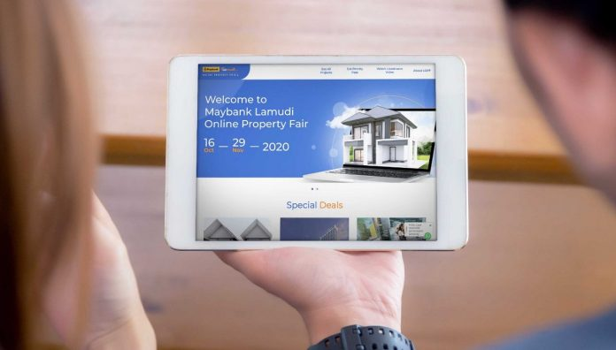 Maybank Lamudi Online Property Fair
