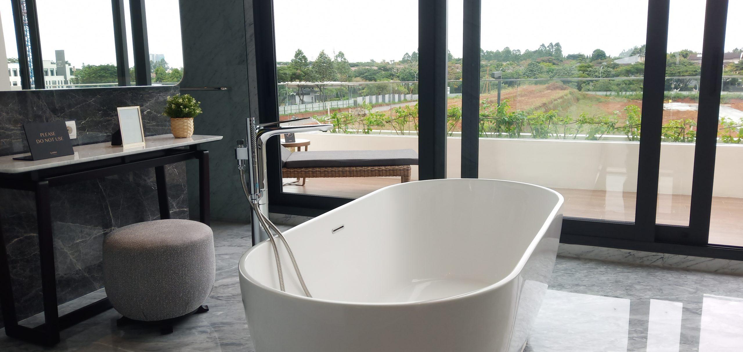 kamar mandi di navapark