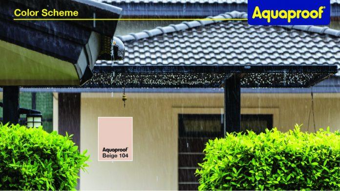 Aquaproof Solusi Waterproofing yang Efektif di Musim Hujan