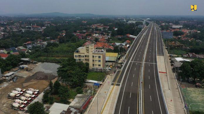 Tol BORR Seksi IIIA Simpang Yasmin-Kayu Manis