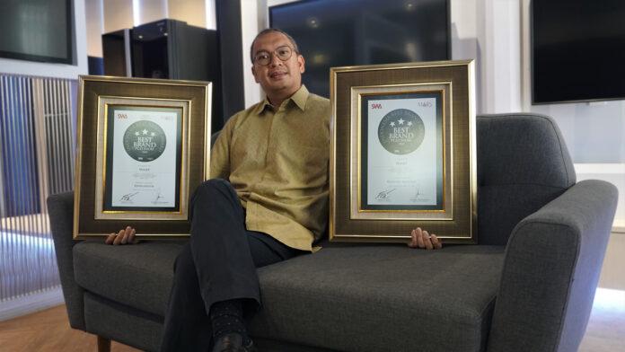 Sharp Tutup Tahun 2020 dengan Tiga Penghargaan Sebagai Merek Terbaik