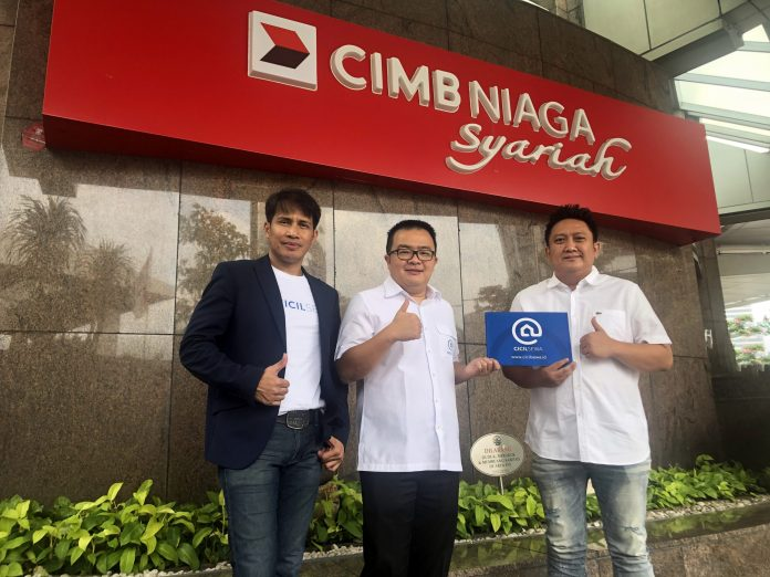 Cicilsewa menjalin kerjasama dengan Bank CIMB Niaga untuk sewa properti
