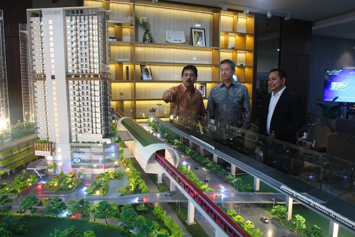 Urban Suites Gelar Soft Opening Marketing Gallery dan Show Unit