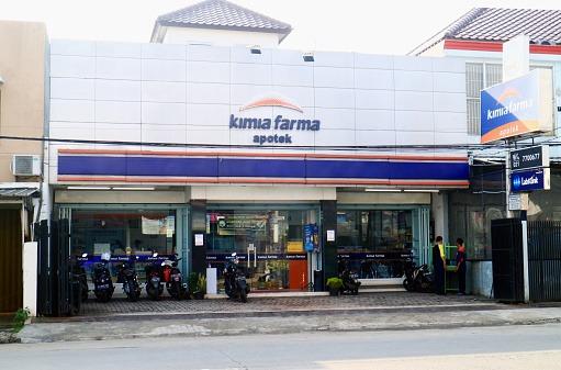 Cicilsewa menjalin kemitraan dengan Kimia Farma.