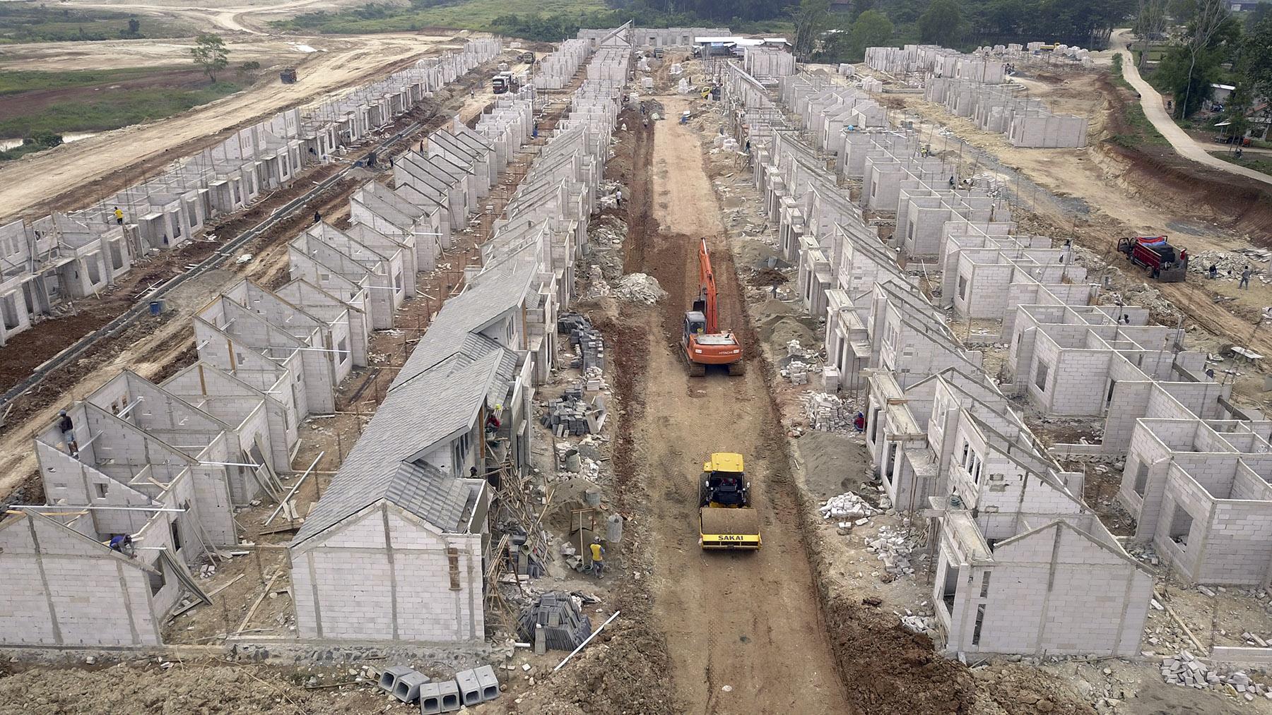 Modernland Cilejit, proyek perumahan yang dikembangkan oleh Modernland Realty di Cilejit, Tangerang, Banten