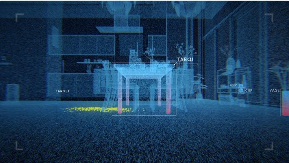 Vacuum Cleaner Robotik JetBot 90 AI+ dari Samsung