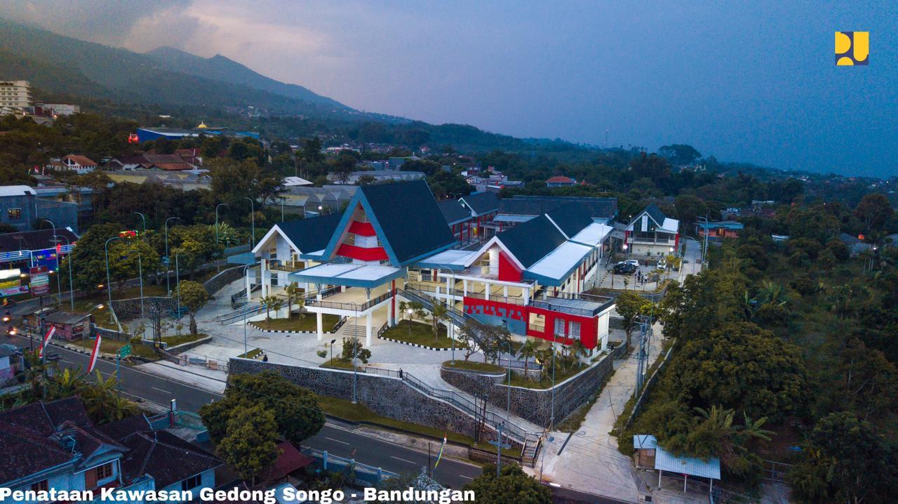 Kawasan Wisata Gedong Songo, Bandungan, Semarang, Jawa Tengah