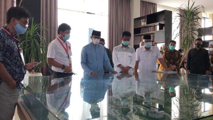 Menparekraf Sandiaga Salahuddin Uno di Batam