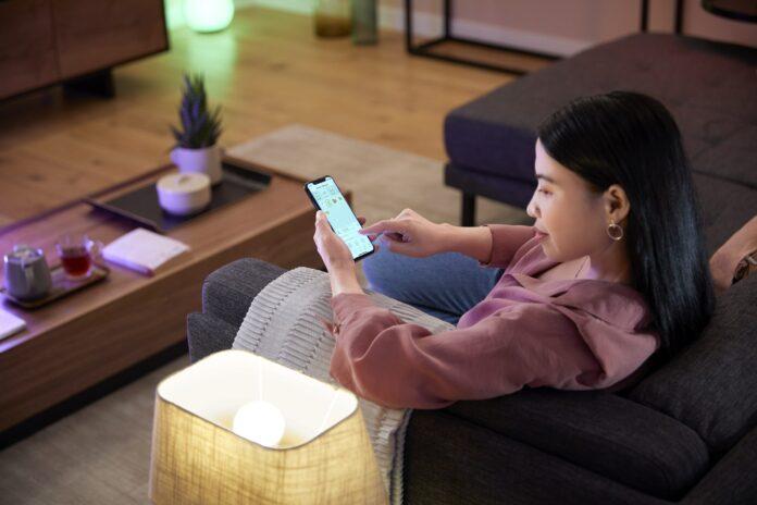 Toko Online Philips Lighting dan Philips Smart Wi-Fi LED