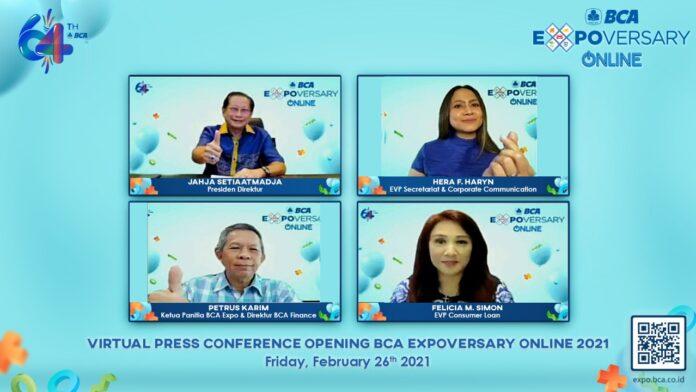 BCA Expoversary Online 2021