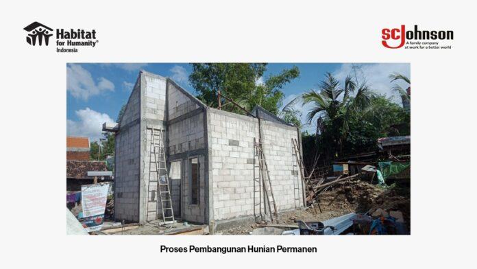 SC Johnson dan Habitat for Humanity