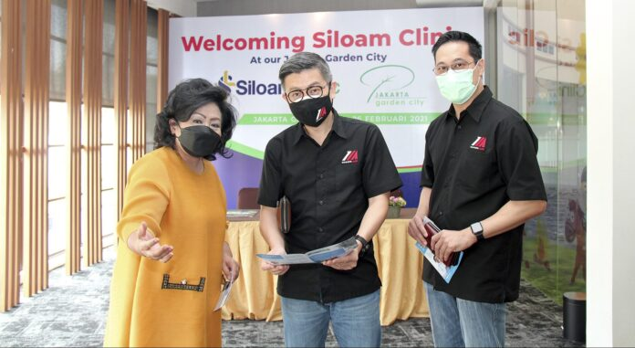 siloam clinic di jakarta garden city